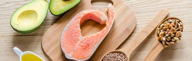 Billede af sunde fedtstoffer